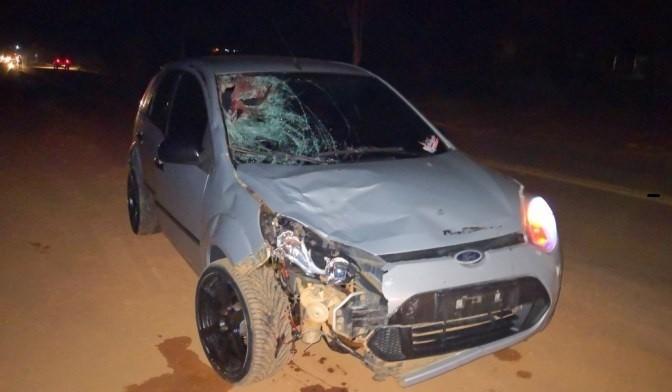 Motorista abandona carro e foge após atropelar e matar ciclista em rodovia no AC  - Notícias - Plantão Diário