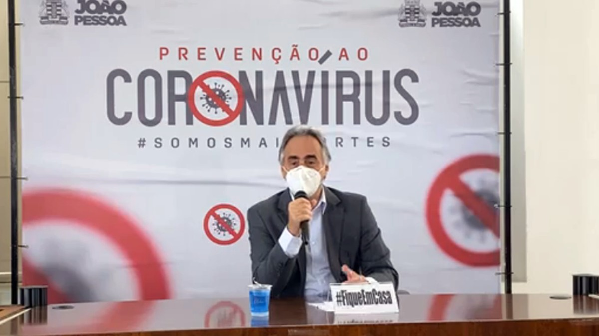 Coronavírus: prefeito de João Pessoa anuncia volta de bares, restaurantes e academias – G1
