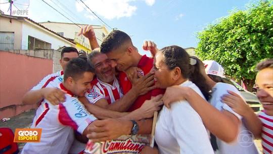 Orgulho da cidade e campeão no Náutico: conheça a história de Camutanga