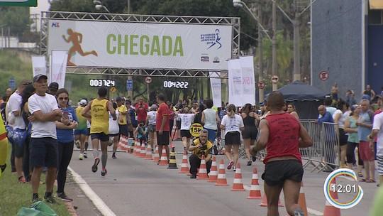 Corrida da virada atrai mais de mil atletas na véspera de 2019 em São José dos Campos