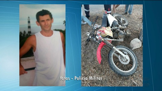 Motociclista morre após bater moto de trilha contra árvore, em Ingá, na PB
