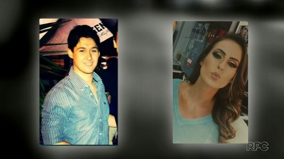 Homem condenado por matar casal em motel do Paraná é preso em SP — Foto: Reprodução/RPC