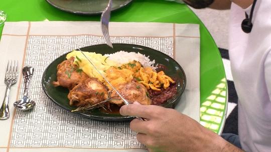 Rodolffo ganha almoço goiano: confira as receitas!