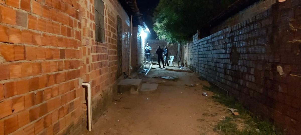 Homem suspeito de matar idosa em Teresina é preso no Maranhão