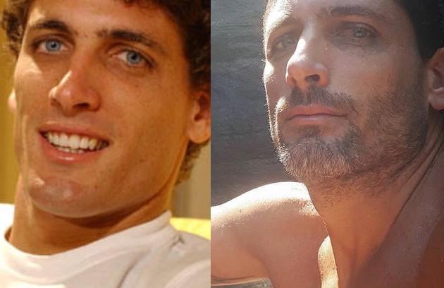 """Giulliano Ciarelli, do """"BBB"""" 5, era goleiro profissional. Após o programa, passou a jogar beach soccer e se aposentou em 2014 (Foto: TV Globo - Reprodução)"""
