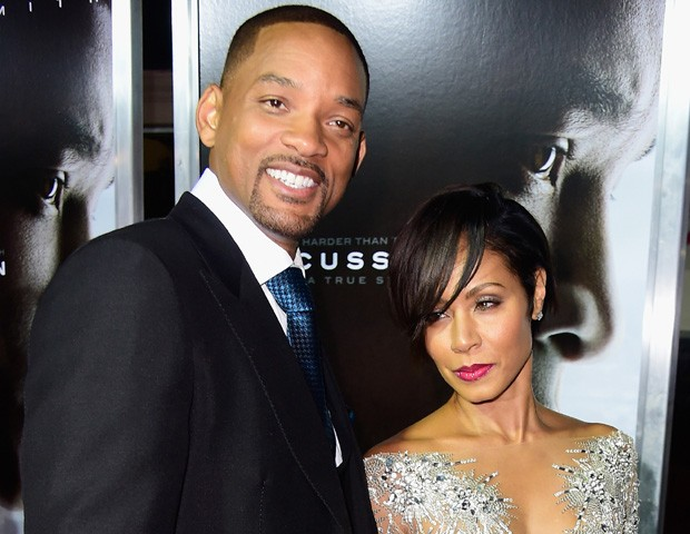 Jada Pinkett Smith e Will Smith (Foto: Frazer Harrison/Getty Images)