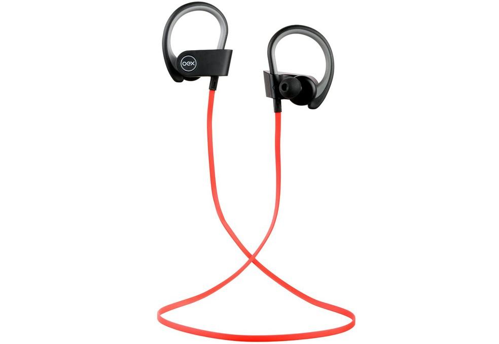 HS303 é o fone de ouvido Bluetooth da OEX (Foto: Divulgação/Oex)