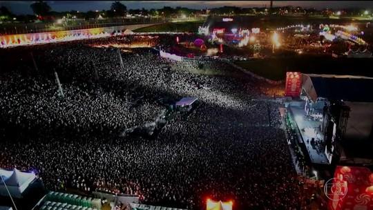 Maior edição do Lollapalooza Brasil reúne 300 mil pessoas