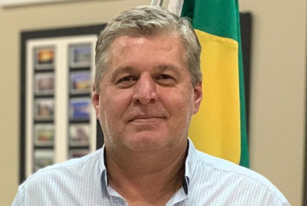 O Partido Social Liberal (PSL) oficializou nesta quarta-feira (16), a candidatura de Mauro Thronicke à prefeitura de Dourados.   Foto: Redes Sociais/Divulgação