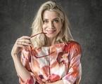 Na quinta-feira, Marilda (Leticia Spiller) tomará banho nua escondida na fonte mágica da cidade | TV Globo