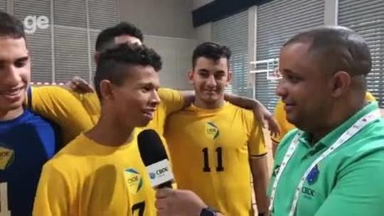 Representante do Brasil, Caic estreia com vitória no Mundial Escolar de handebol