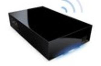 LaCie Wireless Space