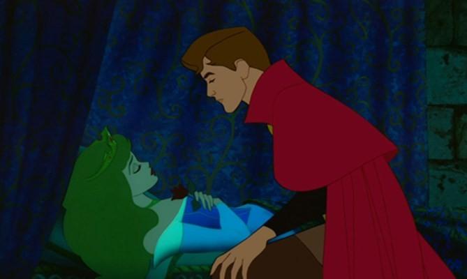 Animação de 'A Bela Adormecida'