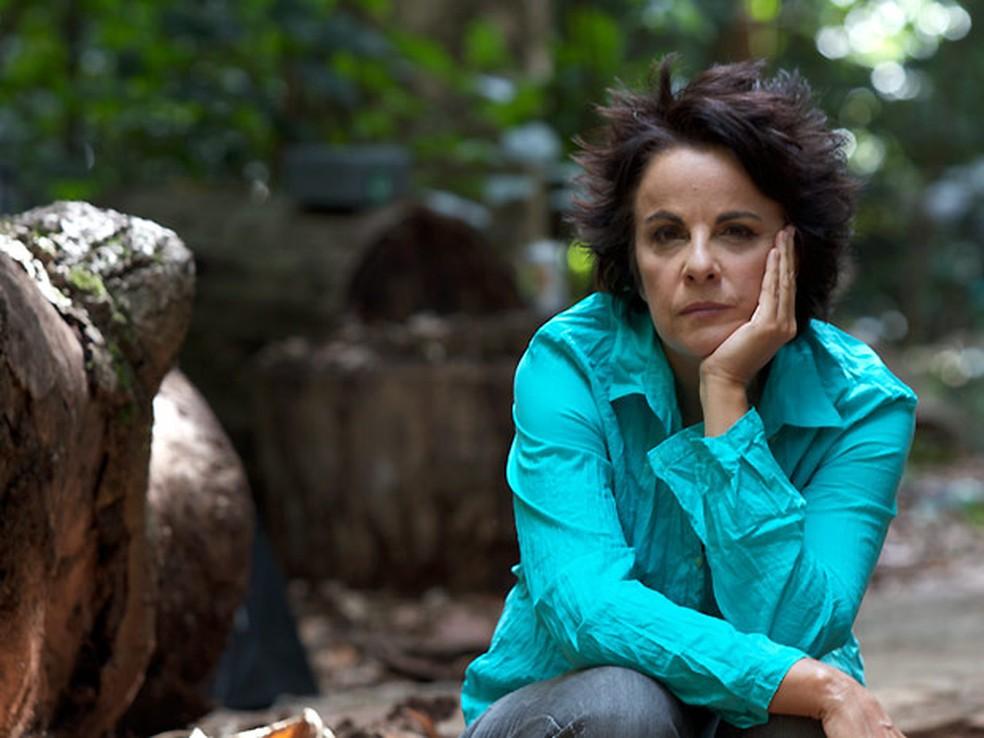 Leila Pinheiro faz show solo em Natal — Foto: Divulgação