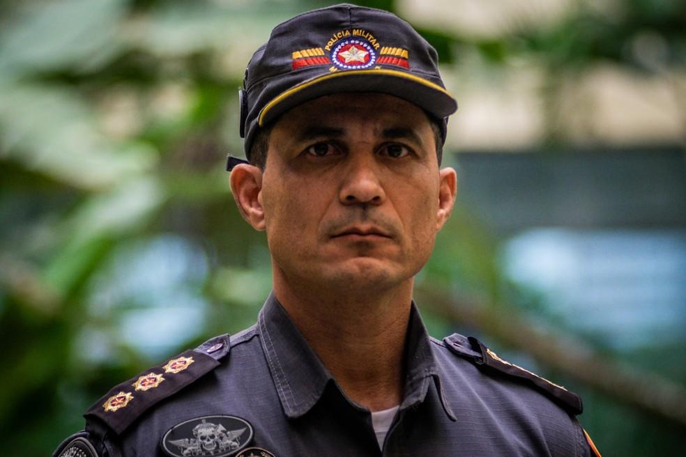 Coronel PM Jonildo José de Assis assume a Polícia Militar. — Foto: Gcom/Assessoria