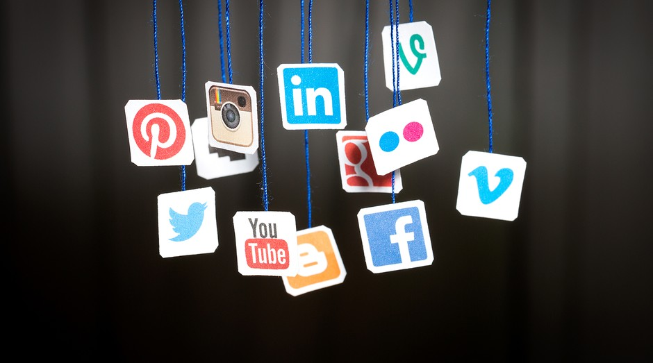 Redes sociais, facebook, instagram, twitter (Foto: Reprodução)