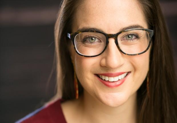 Julia Freeland Fisher, diretora para educação do think tank Clayton Christensen Institute (Foto: Divulgação)