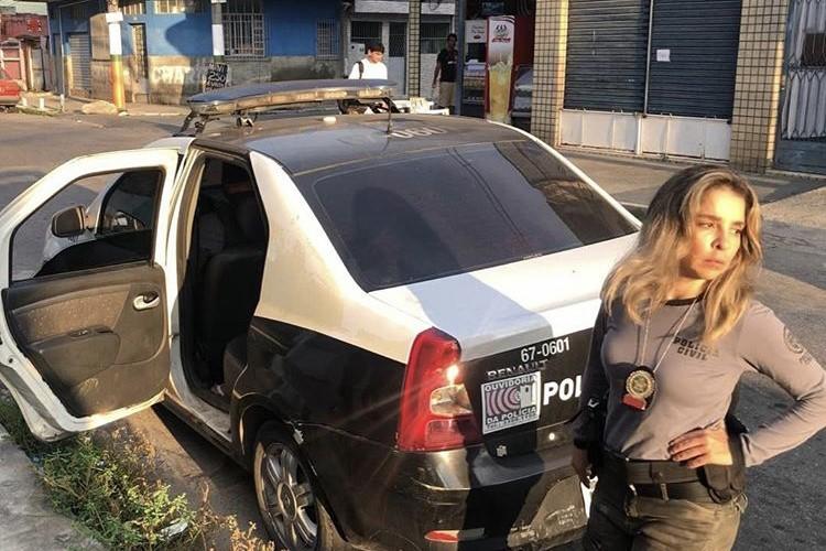 Mônica está na polícia há seis anos e meio (Foto: Reprodução/ Instagram)