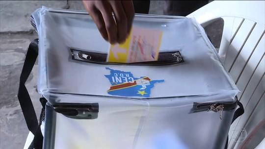 Violência marca eleição histórica na República Democrática do Congo