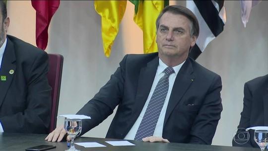 'Se não puder ter filtro, nós vamos extinguir a Ancine', diz Bolsonaro