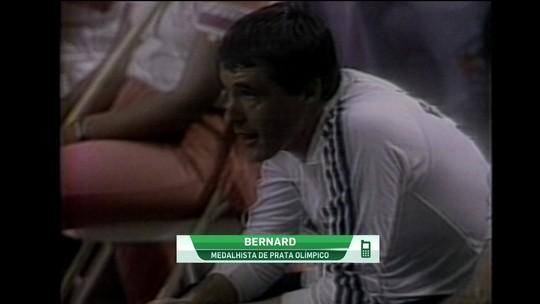 Ex-jogador Bernard lamenta morte de Bebeto de Freitas