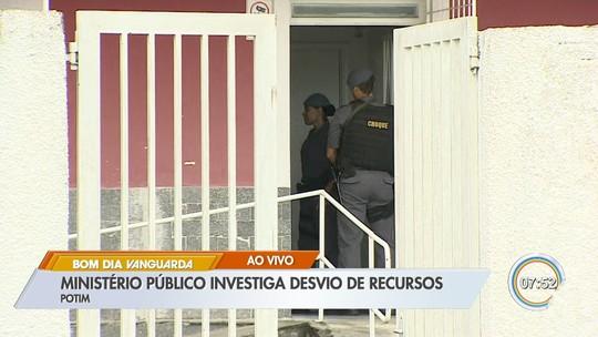 Operação do Gaeco investiga desvio de verbas públicas na Câmara de Potim