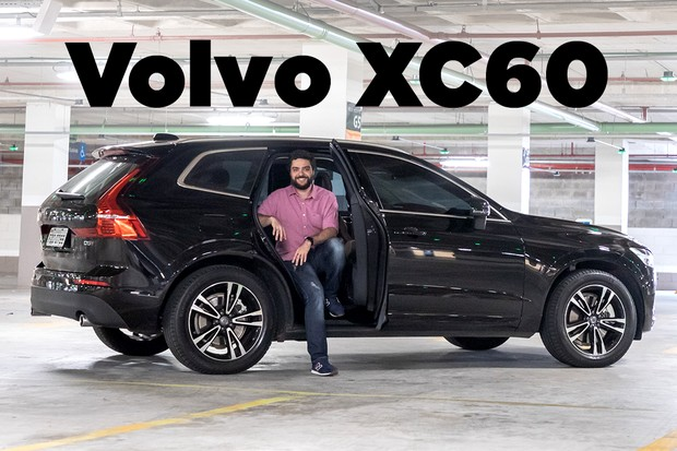 Volvo XC60 diesel (Foto: Autoesporte)