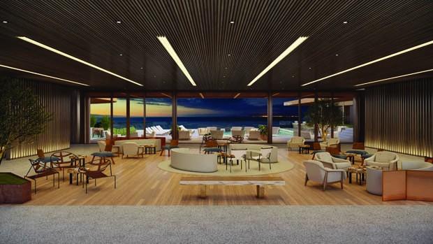 Fairmont Hotel & Resort recebe projeto de Patricia Anastassiadis (Foto: Divulgação)