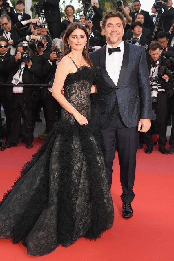 Penélope Cruz e Javier Barden (Foto: Getty Images)