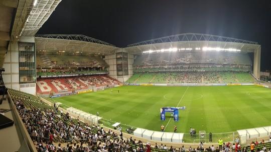 Foto: (Reprodução/Twitter/@faelluis/Globoesporte.com)