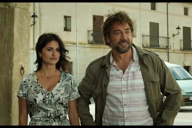 """Cena de """"Todos Já Sabem"""" com Penélope Cruz e Javier Bardem (Foto: reprodução)"""