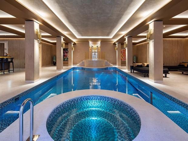 Mansão mais cara de Londres tem 10 quartos e custa R$ 417 milhões (Foto: Divulgação)