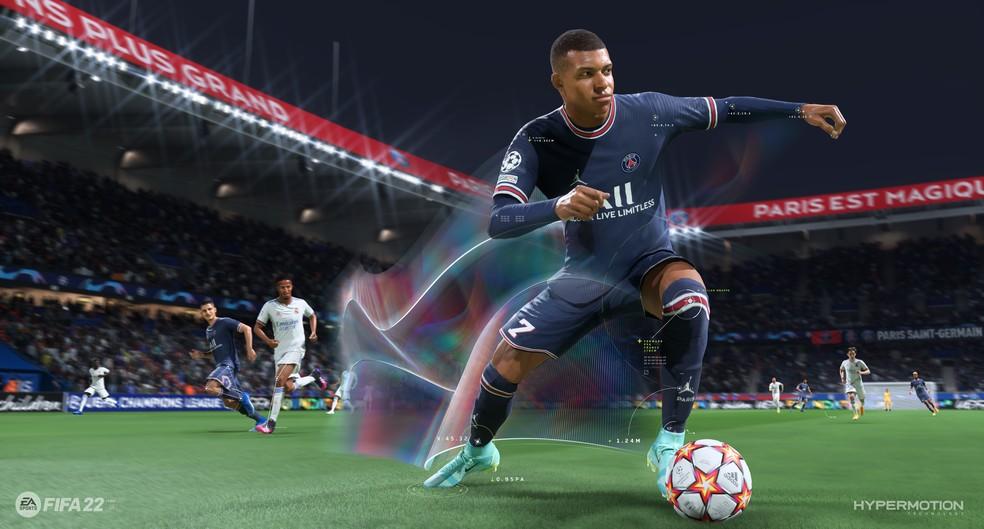 FIFA 22 com Hypermotion: o que muda no jogo da EA Sports — Foto: Divulgação/EA Sports