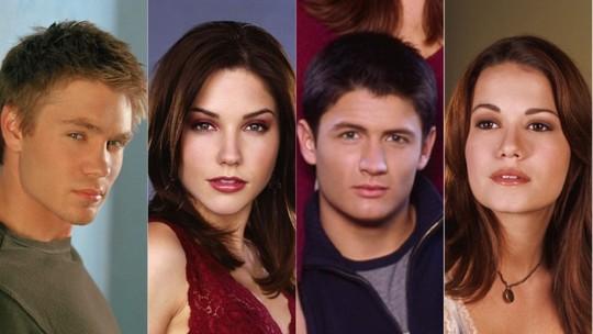 'One Tree Hill' no Globoplay: confira antes e depois do elenco