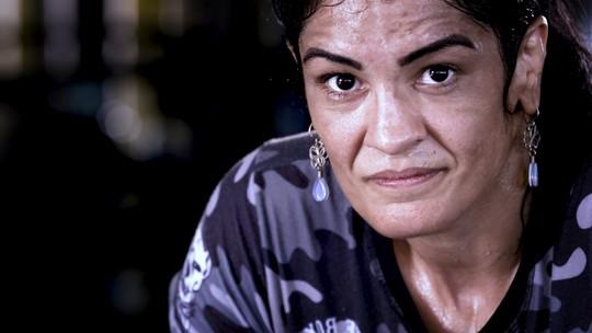 Contender Brasil: Gisele Moreira usou o MMA para superar o suicídio do ex-marido