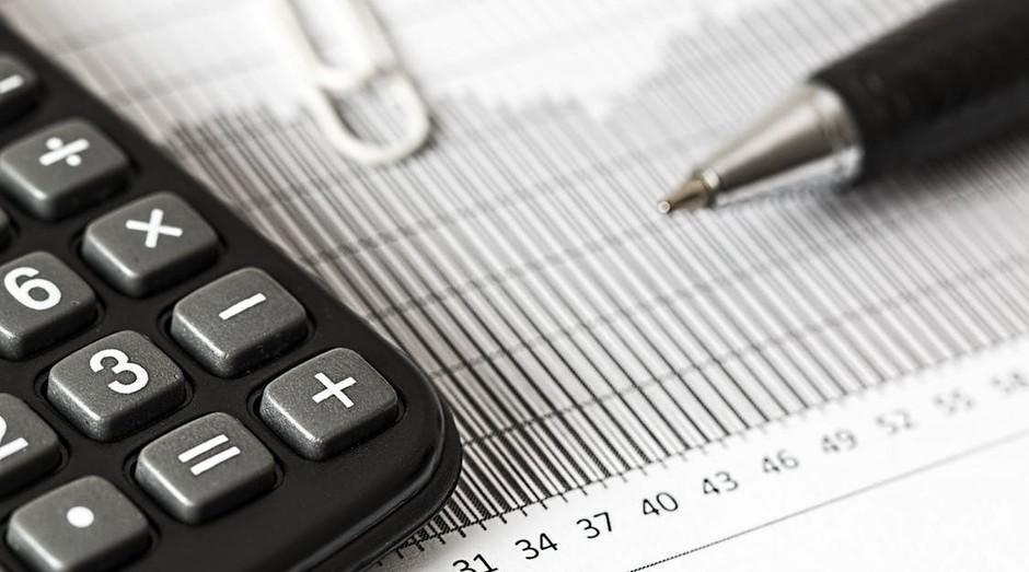 Juros, contas, números, burocracia, documento, papelada (Foto: Reprodução/Pexel)