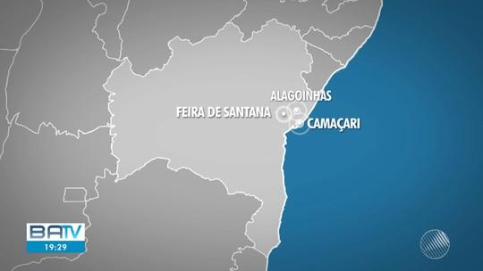 Uma pessoa é presa pela Polícia Federal em Salvador durante operação de combate a pornografia infantil na internet