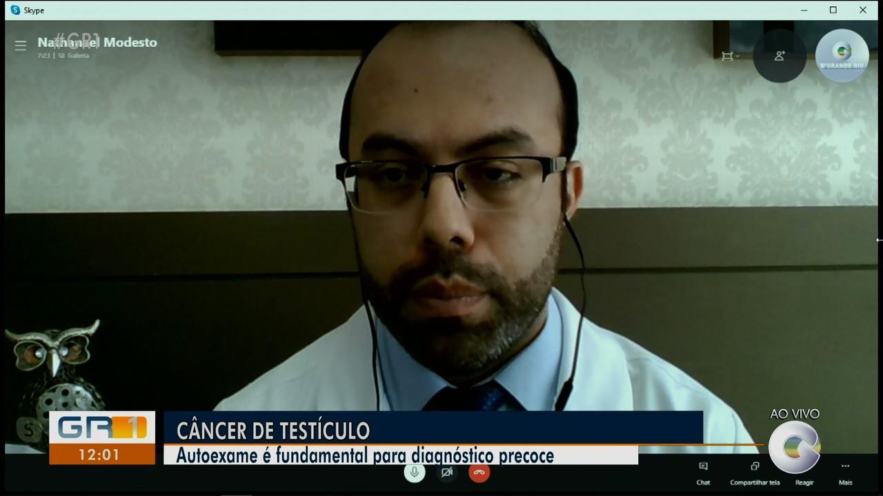 Urologista fala sobre a importância do autoexame para identificar câncer no testículo
