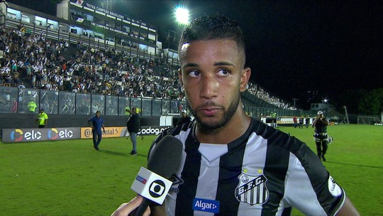 """Herói, Jorge lamenta derrota para o Vasco, mas valoriza classificação do Santos: """"Esse time vai longe"""""""