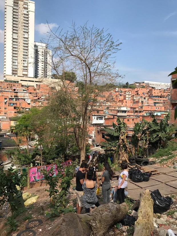 Reconstruindo a cidadania: o surpreendente caso do Jardim Colombo (Foto: Divulgação)