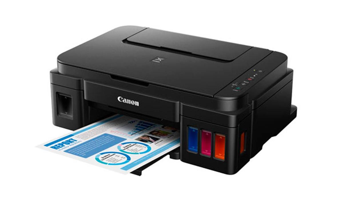 Canon G2100 Ou Hp Deskjet Gt 5822 Veja Qual 233 A Melhor