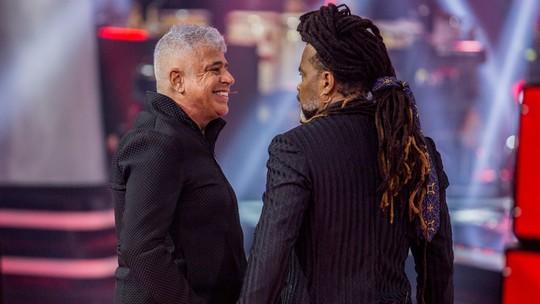 Disputa acirrada entre Lulu Santos e Brown marca quarta noite de 'Audições'