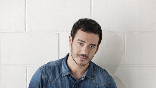Marcos Veras sobre novo filme: 'Acho lindo e chique fazer cinema'