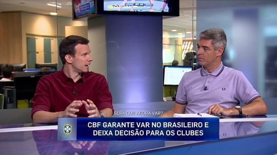 """Roseguini aprova possíveis mudanças no Brasileirão: """"Gostei de todas"""""""