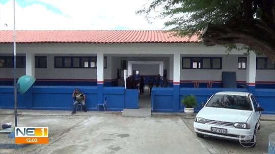Reforma em escola municipal atrasa início do ano letivo para mais de 800 alunos em Vitória de Santo Antão