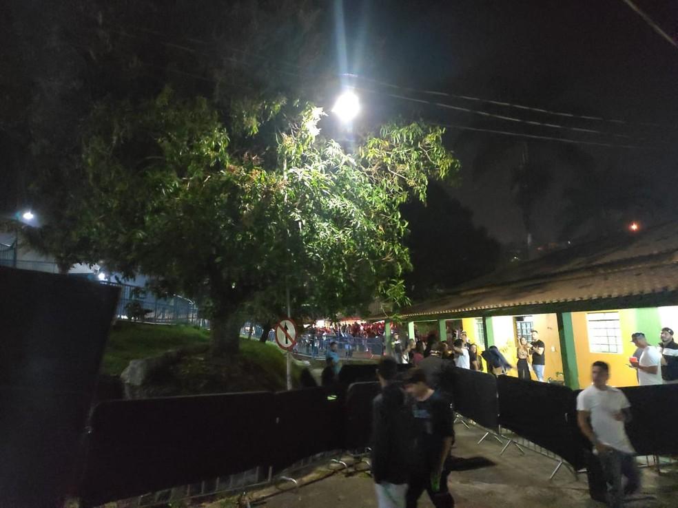 Guarda Municipal de Contagem estima que número de convidados pode chegar a 800 — Foto: Divulgação/Guarda Municipal de Contagem
