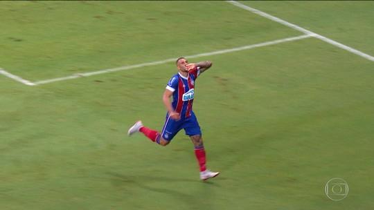 Bahia goleia Londrina por 4 a 0 e se aproxima da classificação para próxima fase da Copa do Brasil