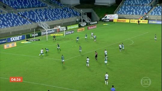 Mais oito jogos completam a 30ª rodada da Série B do Brasileirão