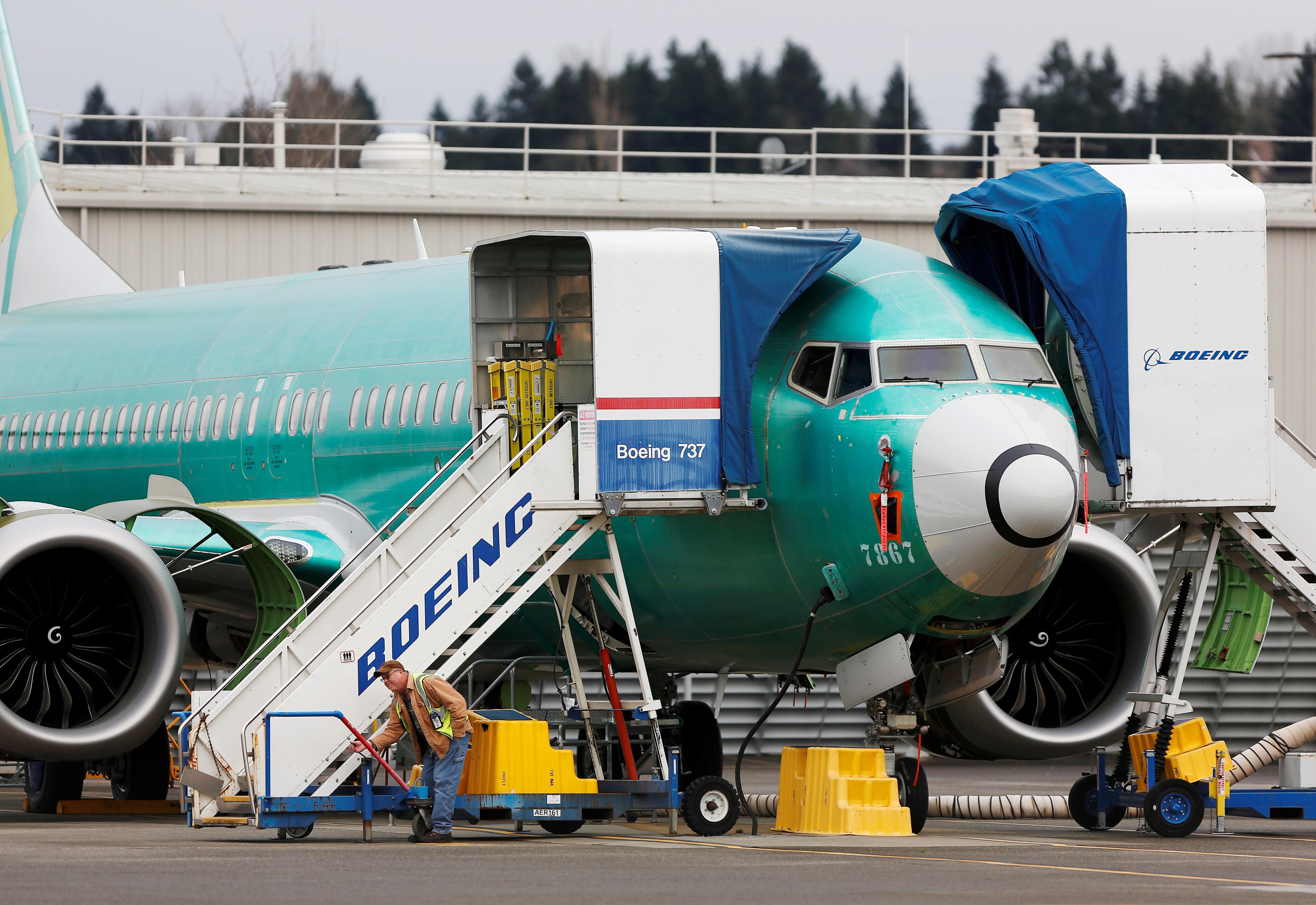 American Airlines planeja retomar voos com Boeing 737 Max até fim do ano