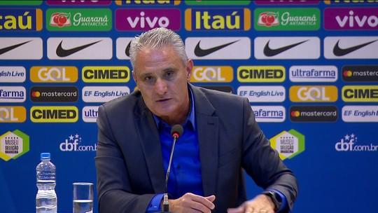 Regra da Fifa pode desfalcar clubes brasileiros e romper sigilo de lista de Tite